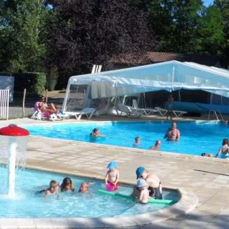 piscine de camping