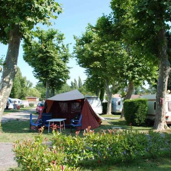 Tente Camping Treflio Les Abberts