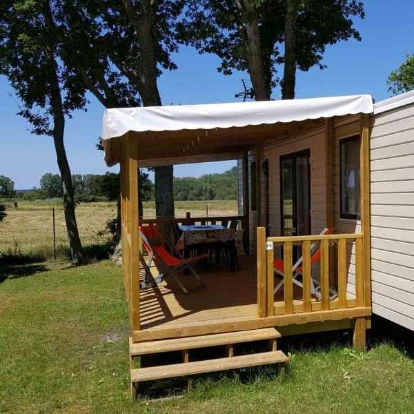 Location Camping Treflio Les Abberts