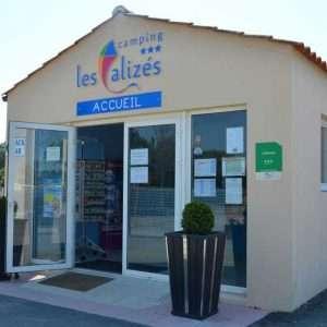 Camping Les Alizés *** – Saint-Hilaire-de-Riez (85)